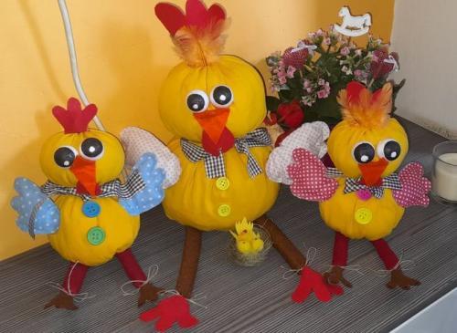 Zprávičky z domácí školičky - Velikonoce